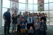 Children's football team to tour Barcelona for trip of a lifetime